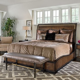 Inspiration for a timeless bedroom remodel in Austin