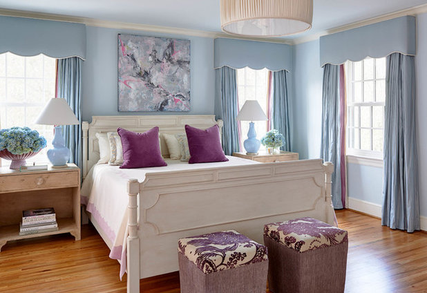 Traditional Bedroom by Gray Walker Interiors. Trending Now  The Top 10 New Bedrooms on Houzz