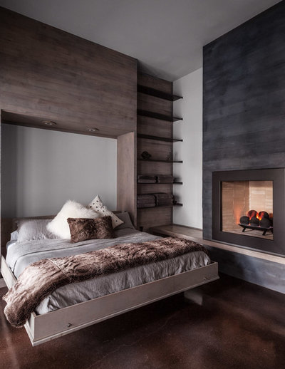 Contemporary Bedroom by Stocker Hoesterey Montenegro