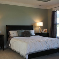 Traditional Bedroom by Revealed Interiors LLC