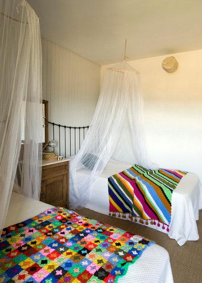 Casa de campo Dormitorio by Oito interiores