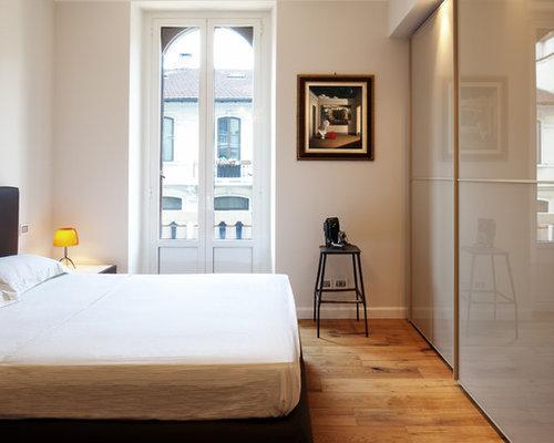 Foto e idee per camere da letto camera da letto moderna for Moderni piani di due camere da letto