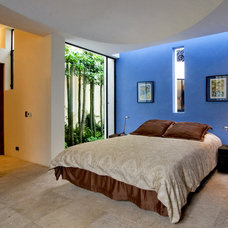Southwestern Bedroom by House + House Architects
