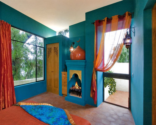 Terra Cotta Wall Color Houzz