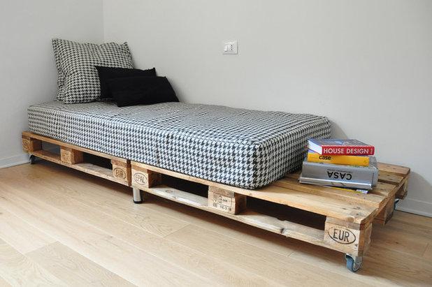 Industrial Dormitorio by Valeria Sdraiati Architetto