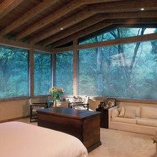 Contemporary Bedroom by JR Arquitectos