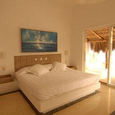 Tropical Bedroom Casa Rincón del Mar