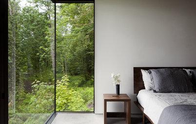 Skogsbada från sängen – 14 sovrum med grönskande vyer