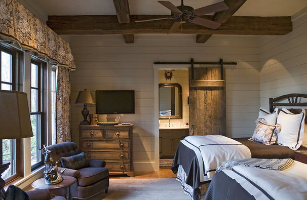Traditional Bedroom by The Berry Group