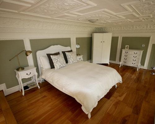 Chambre mansard e ou avec mezzanine victorienne photos for Decoration chambre victorienne