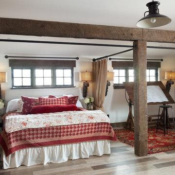 Castle Rock Farmhouse Chic - Bunk Room