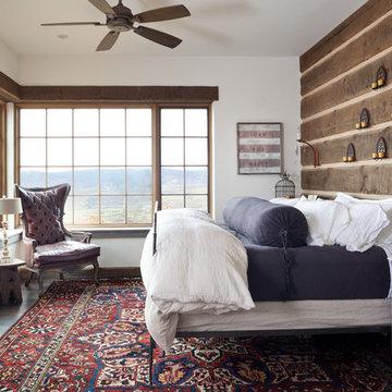 Castle Rock Farmhouse Chic - Master Bedroom