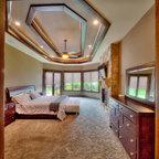 Bedroom Window Seat Traditional Bedroom San Diego By Hamilton Gray Design Inc