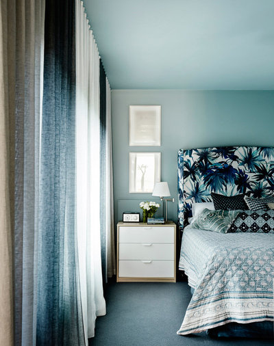 Beach Style Bedroom by No Chintz