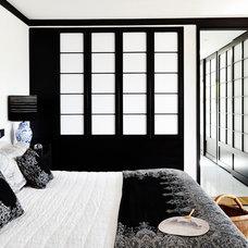 Contemporary Bedroom by Jeff Karskens Designer