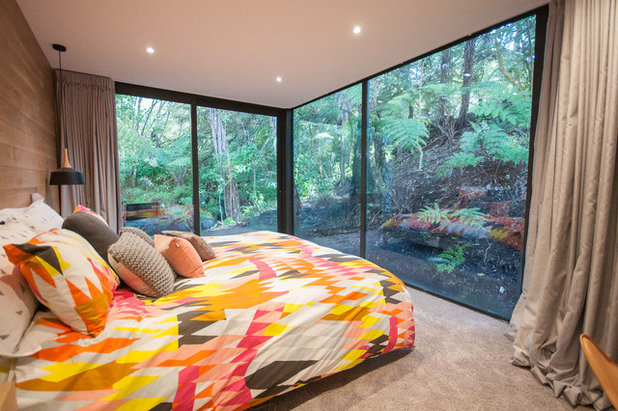 Contemporary Bedroom by Haven Renovations