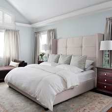 Traditional Bedroom by Frances Herrera Interior Design