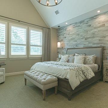 Casual Master Bedroom