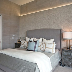 contemporary bedroom by Greenbelt Homes