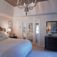 Traditional Bedroom by Anthony Wilder Design/Build, Inc.