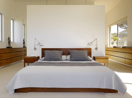 Modern Bedroom by CCS ARCHITECTURE