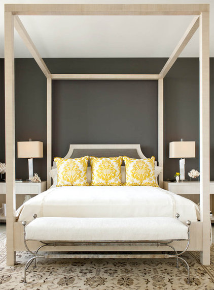 Contemporary Bedroom by CDA Interior Design