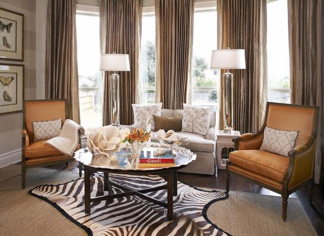 Traditional Bedroom by CDA Interior Design