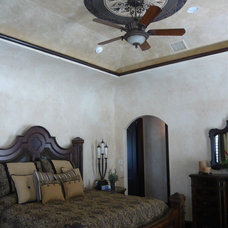 Traditional Bedroom by Decorative Wall Designs