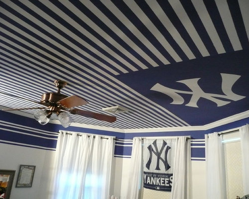 new york yankees home decor office - New York Yankees Bedroom Decor