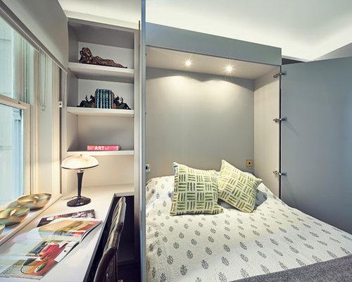 Small Bedroom Storage Ideas and Photos | Houzz