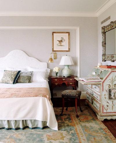 Traditional Bedroom by Katie Leede & Company Studio