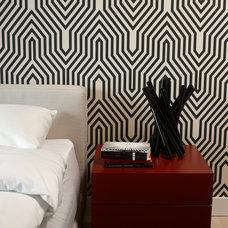 Modern Bedroom by Magdalena Keck Interior Design