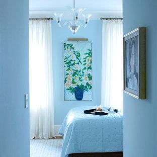 Идея дизайна: спальня в классическом стиле