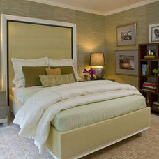 Contemporary Bedroom by Willey Design LLC