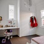 Residential church conversion contemporary bedroom melbourne by bagnato architecture - Maison originale bagnato architecte ...