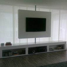Modern Bedroom by DforU