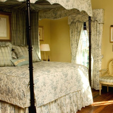 Traditional Bedroom by Christine G. H. Franck, Inc.