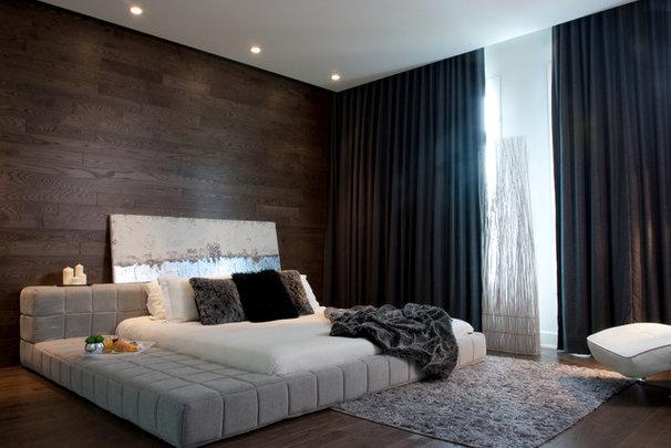 Contemporary Bedroom by Rénovation Deschênes