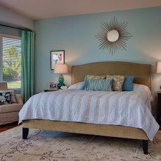 Contemporary Bedroom by Elle Interiors, Ellinor Ellefson