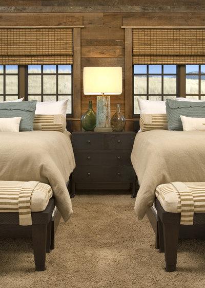 Spectacular Rustic Bedroom by Van Bryan Studio Architects