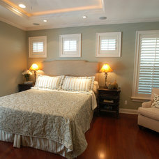 Traditional Bedroom by Lamar Design