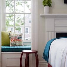 Eclectic Bedroom by Rachel Reider Interiors