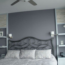 Traditional Bedroom by Realstone Systems
