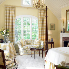 Traditional Bedroom by Patrick Ahearn Architect