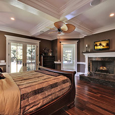 Traditional Bedroom by creative designs llc
