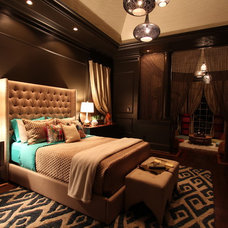 Traditional Bedroom by Jason Dallas Design