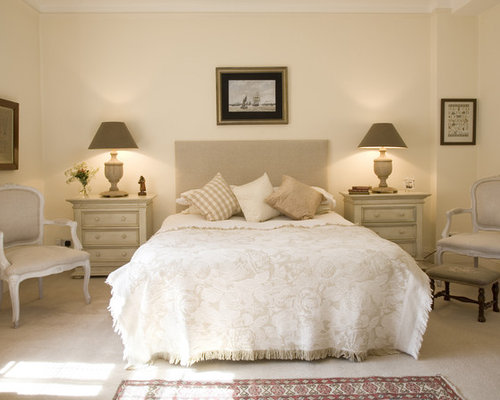 Traditional Bedroom Idea In London Part 68