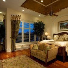 Traditional Bedroom by The Fechtel Company