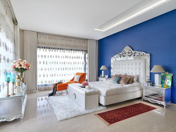 Eclectic Bedroom by Altus - Luxury Living