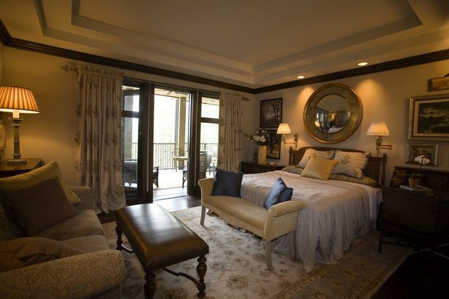 Traditional Bedroom by Lucas Patton Design